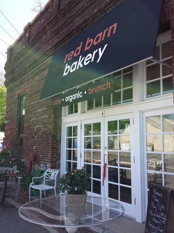 Red Barn Bakery Irvington New York