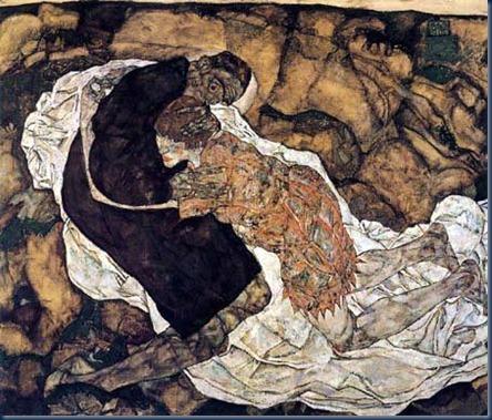La muerte y la muchacha 1915