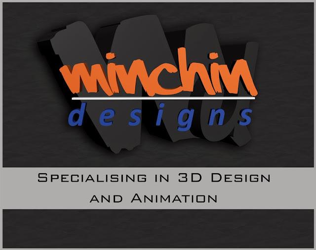 Minchin Designs - Magazine cover