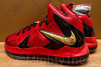 nike lebron 10 ps elite championship pack 12 08 Release Reminder: LeBron X Celebration / Championship Pack