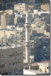 Oporrak 2011 - Jordania ,-  Ciudadela de Amman , 19 de Septiembre  13