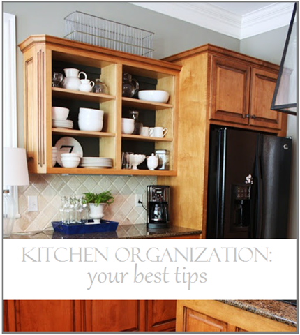 Kitchen organization your best tips emily a clark for Best kitchen organization ideas