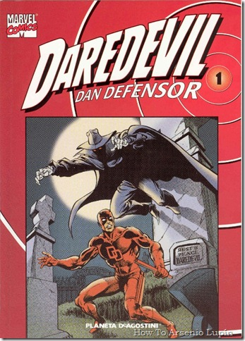 2012-03-27 - Coleccionable Daredevil