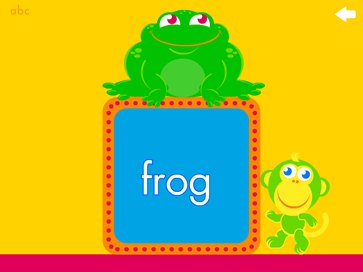 F is for Frog!