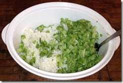 THRIVE Cheddar Broccoli Rice