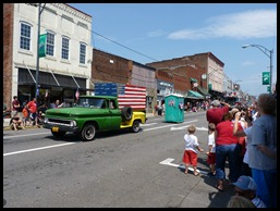 Mount Airy-4th July Parade