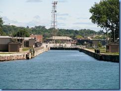 5041 Michigan - Sault Sainte Marie, MI -  St Marys River - Soo Locks Boat Tours - Canadian recreational Lock