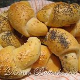 Dinner-butterhorns