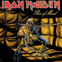 1983 - Piece Of Mind - Iron Maiden