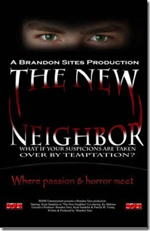 the new neighbor artwork