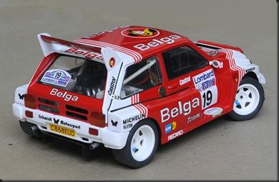 MG Metro Rally 2