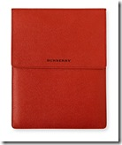 Burberry iPad Sleeve