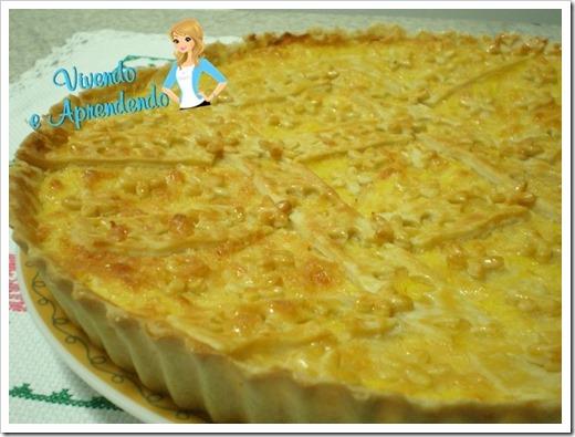 Torta de Frango com Milho1