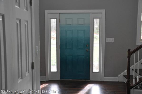 Ombre Door