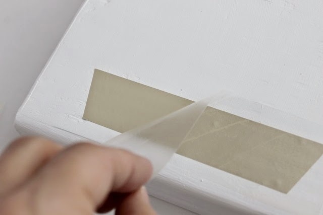 spring block layering vinyl
