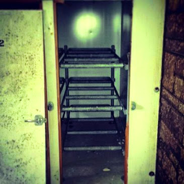Abandoned Hartwood Hospital Morgue