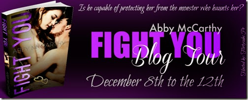 Blog Tour Banner Fight You