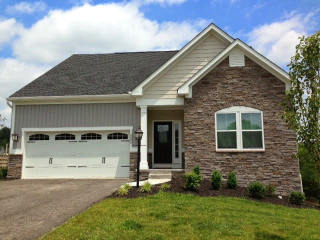 dunkirk dream our journey building with ryan homes exterior house