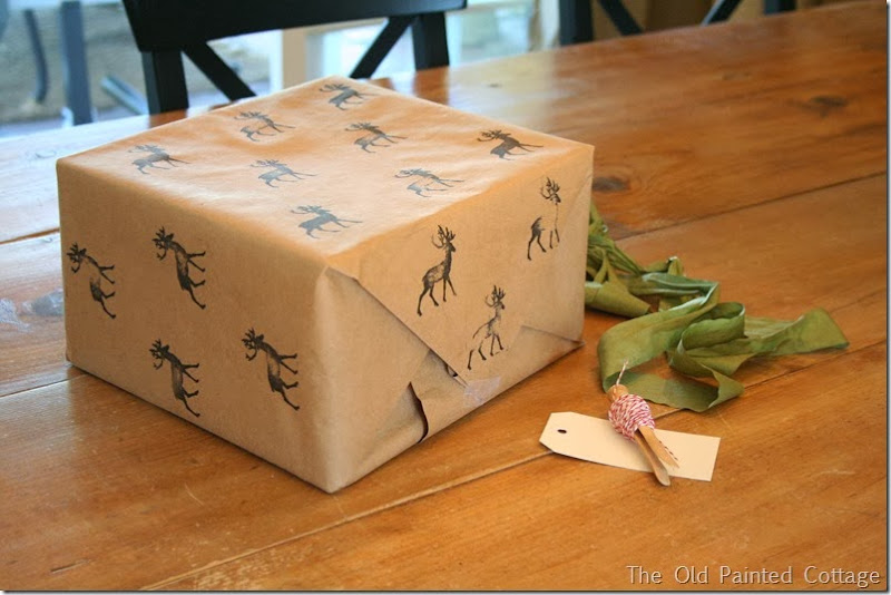 deer package plain