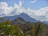 Bulusaraung seen from the road to Tondongkarambu (Dan Quinn, October 2013)