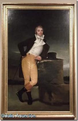 El retrato del Marqués de San Adrián - Museo de Navarra