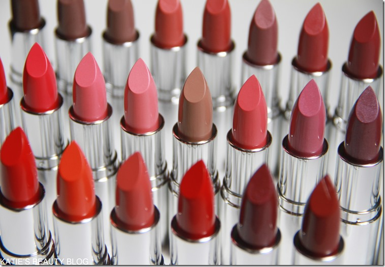 the body shop lipstick swatches