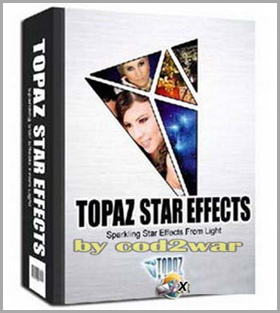 Topas star effect 11 plugin for photoshop