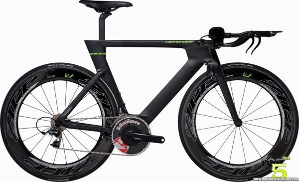 CANNONDALE SLICE RS 2014 (1)