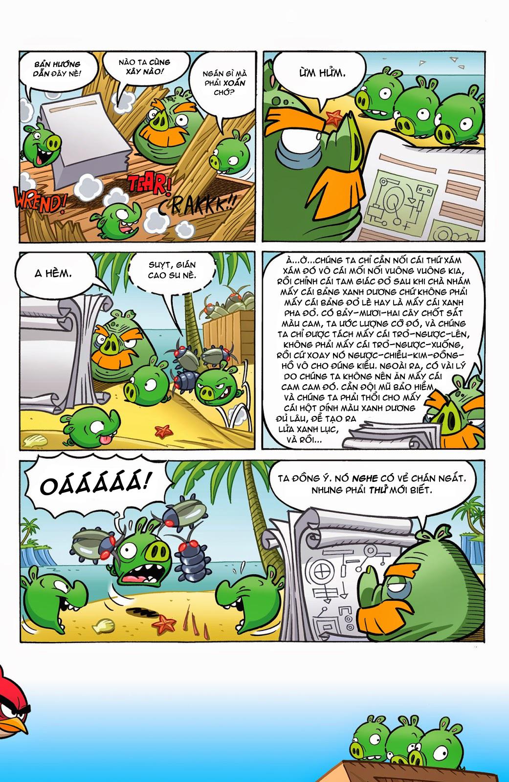 ANGRY BIRDS trang 17