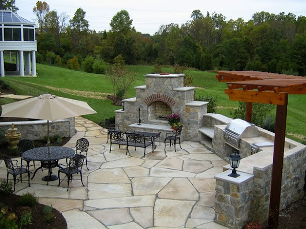 9 Outdoor Kitchen And Patio Design Outdoor Patio Ideas