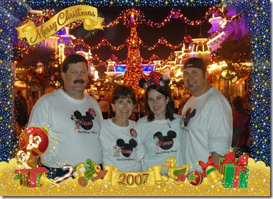 Christmas at Walt Disney World (2)