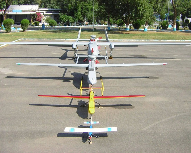 Unmanned-Aerial-Vehicle-UAV-India