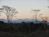 Curunumbeng at dawn seen from just west of Ruteng (Dan Quinn, July 2013)