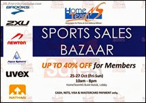 HomeTeamNS Sports Sales Bazaar 2013 Singapore Deals Offer Shopping EverydayOnSales