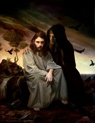 Jesus - Temptation of Christ - Eric Armusik