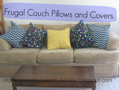 couch pillow title page