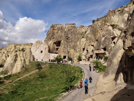 38. Manastirea sapata in stanca Goreme, Cappadocia.JPG