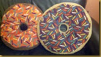 bennetts donut pillows