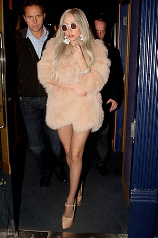 lady-gaga-fishnet-furs-kors