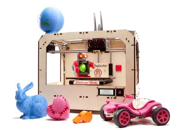 3D Printing Bot