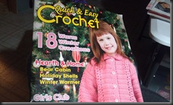 quick and easy crochet book