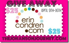 JOHANSON GIVE AWAY