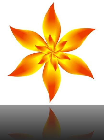 Flower Coreldraw Prasetyo Design