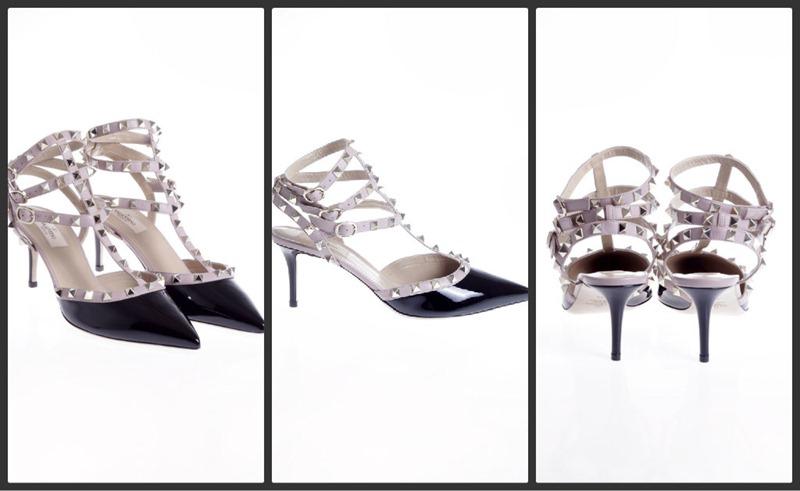 Valentino, Valentino Rockstud, Valentino Shoes, Shopping Roma, Bagheera Roma, Bagheera Boutique