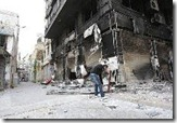 revueltas en Siria