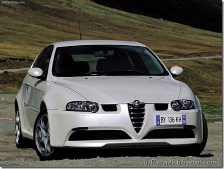 Alfa Romeo 147 GTA (2002)5