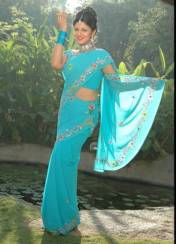 [Rambha_Blue_Saree%255B3%255D.jpg]