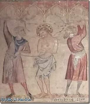 Flagelación - La Pasión de Juan Oliver - Museo de Navarra