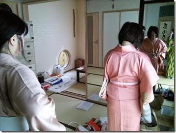 土曜日 午後の美和きもの温品教室 (1)