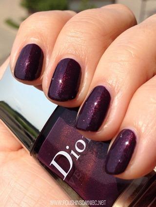 Dior Shadow (2012 Dior Le Vernis Les Violets Hypnotique)